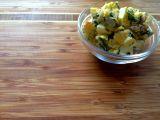 Crispy Kale & Bacon EggSalad
